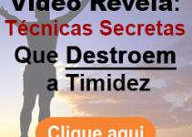 6 Benefícios que Conquistamos ao Acabar com a Timidez