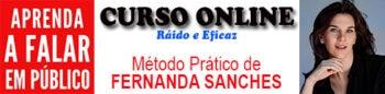 Aula Grátis | Fernanda Sanches